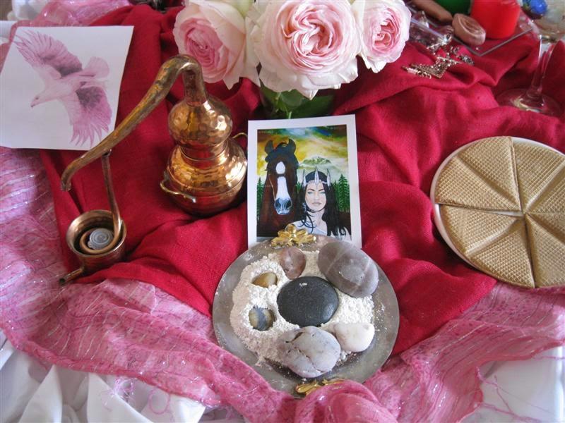 Psicología y Espiritualidad Femenina
