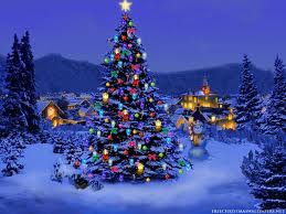 Bicara natal, entah kenapa nggak bisa saya pisahkan dari salju. yup