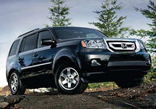 2011 honda pilot owners manual