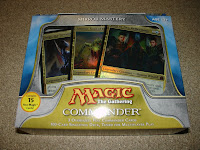MTG Commander - Mirror Mastery (front)