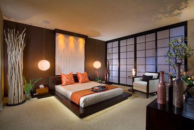 Decoración Habitaciones Estilo Japonés 3