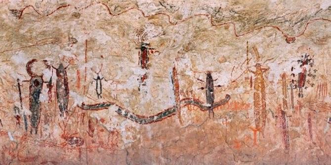 Arkeologi Kuno Paling Misterius