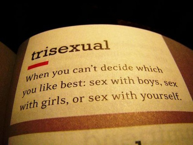 Signs That You're Tri-Sexual