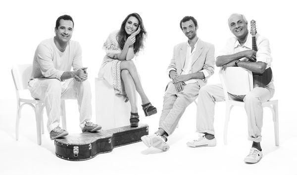 Roberta Sá e Trio Madeira Brasil