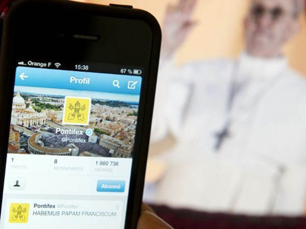 Redes sociais e religião