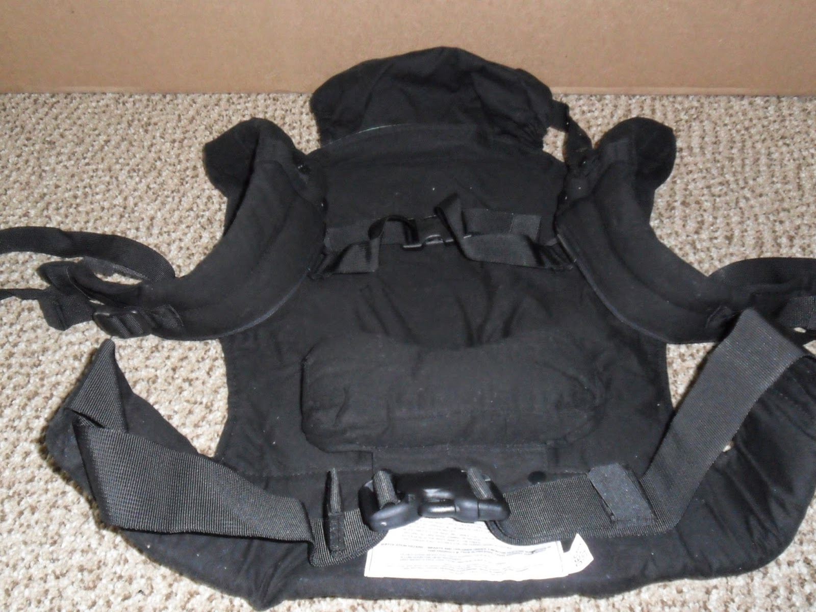 Boba 4G Baby Carrier. Review (Blu me away or Pink of me Event)