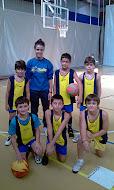 """La Salle """"B"""" 2011/2012 Saskibaloia"""