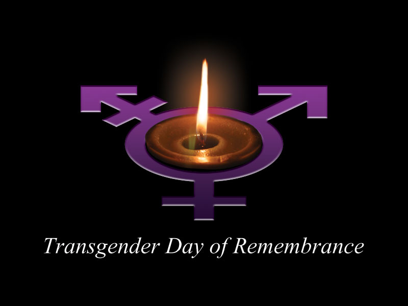 TDOR logo from TransGRiot