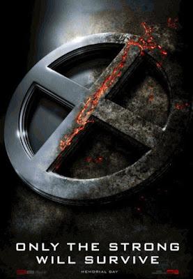 X-Men Apocalypse Theatrical One Sheet Teaser Movie Poster
