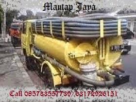 Jasa Tinja dan Sedot WC Kedinding Call 085100926151