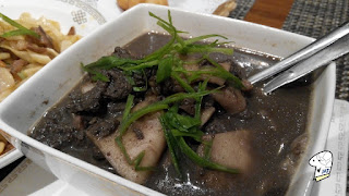 Mongolian Noodle Soup with Lumb Vital Mixs - content