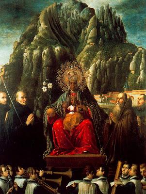 Verge de Montserrat (Anònim)