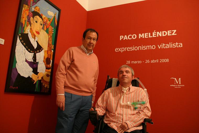 LUIS REINA Y PACO MÉLENDEZ