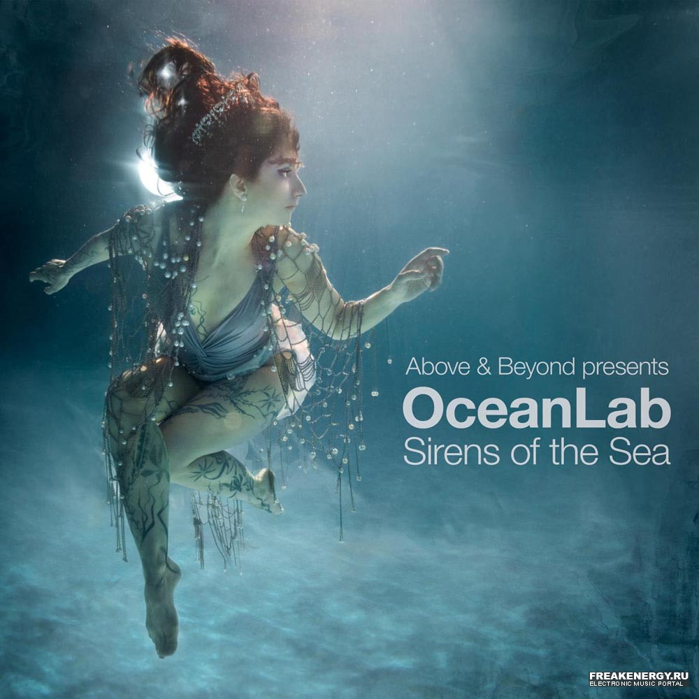 Trance Track - Oceanlab - Satellite  Above  amp  Beyond Mix Oceanlab Sirens Of The Sea Remixed