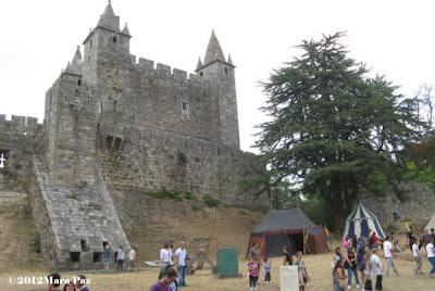 Santa Maria da Feira Castle 2012