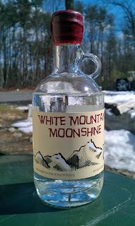 white mountain moonshine - photo #3