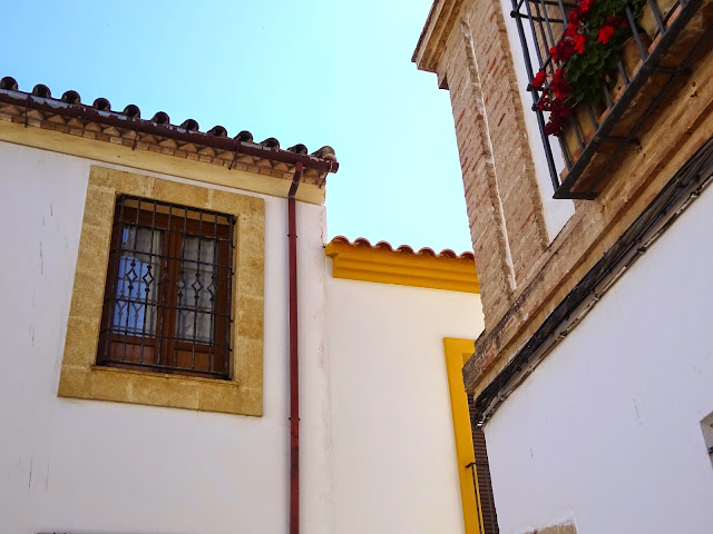 Cordoba dos dias en Córdoba tres días en Córdoba Andalucía Salmorejo vacaciones patios de flores color flower Mayo semana de los patios