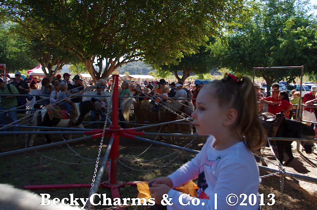 This Time Last Year - Bates Nut Farm Pumpkin Patch 2012 by BeckyCharms & Co.