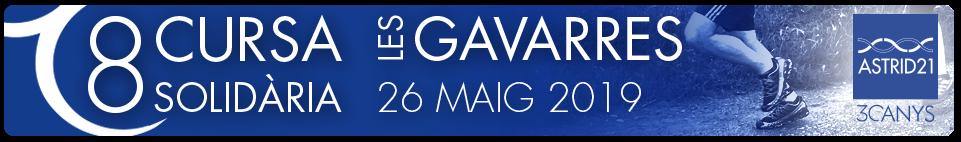 8a CURSA SOLIDÀRIA les GAVARRES ASTRID 21