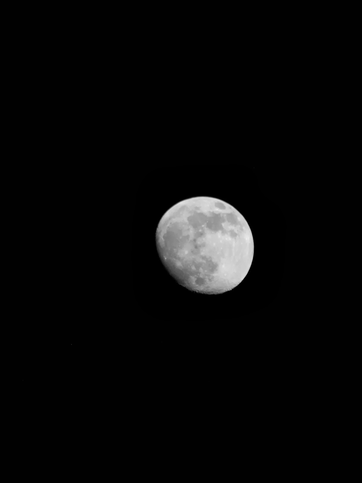Sonoran Moon