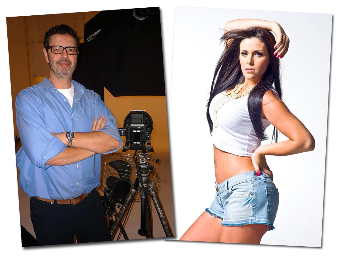 Di Rio Playboy Brasil Lu S Crispino E Vanessa Zotth