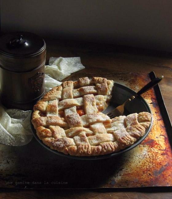 Stone Fruit Pie | une gamine dans la cuisine