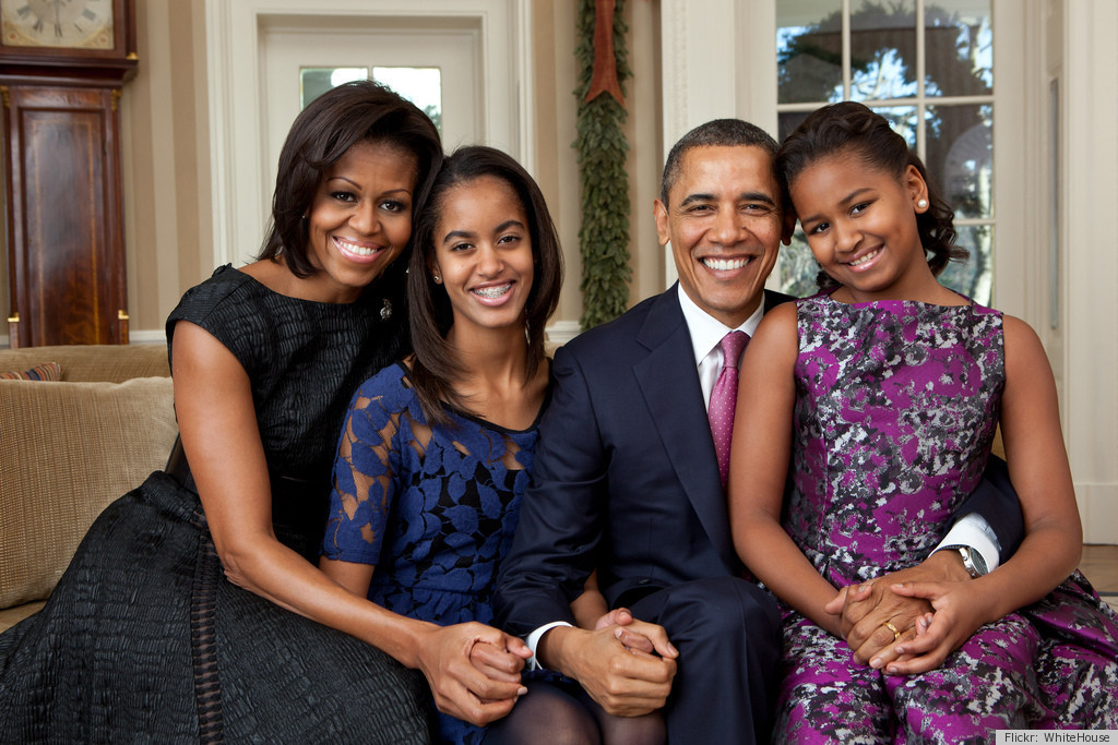 Bronwyn Harris, Author: A Black Family in the White House