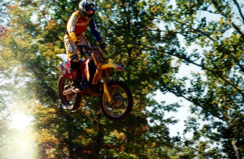 Mickael Pichon 1999 USGP Budds Creek