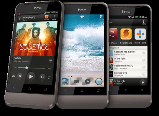 Daftar Harga HP HTC Terbaru 2013