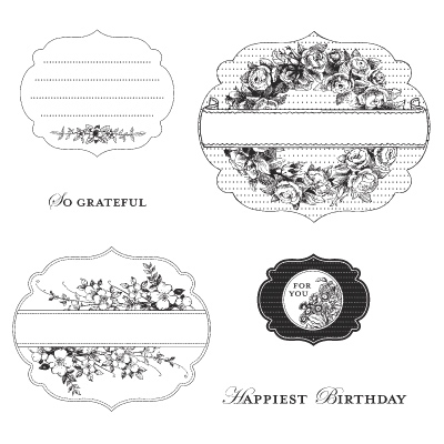Apothecary Art Stamp Set by Stampin' Up!