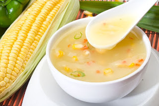 How to make sweet corn soup