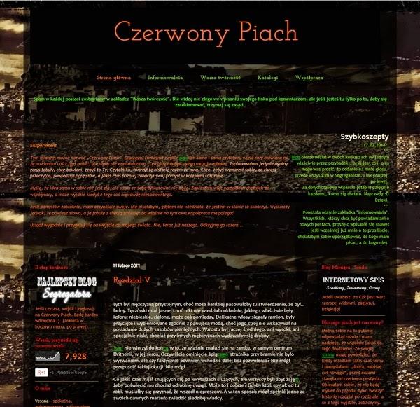 http://czerwony-piach.blogspot.com/