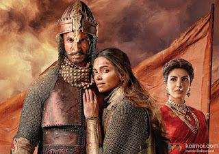 Review Ratings : Bajirao Mastani Movie by Sanjay Leela Bhansali