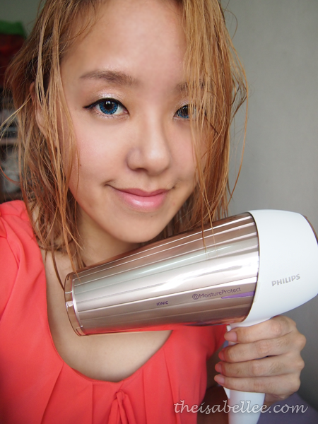 Philips Hairdryer with MoistureProtect & Ionic Care Review