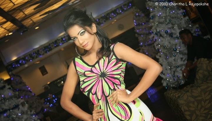 Treshiya Kristina Pereira model
