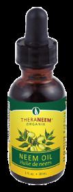 Neem oil smell