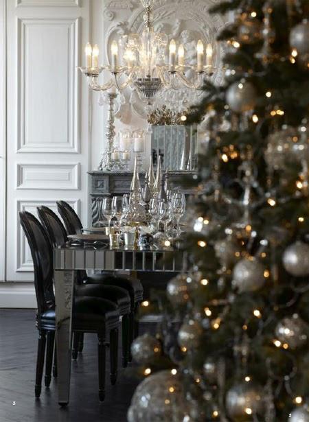 Historias de marte decoraci n navide a for Decoracion navidena elegante