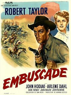 Emboscada | 1950 | Ambush | Cartel de cine