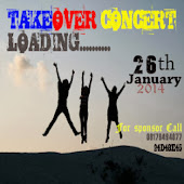 Take Over Concert