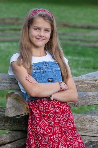 Bates Family Fan Page: Josie Turns 13