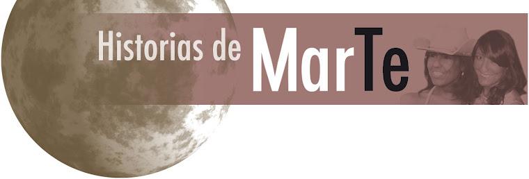 HISTORIAS DE MARTE