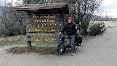 Bahia Lapataia - Am Ende aller Strassen