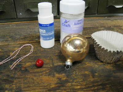 Cupcake Ornaments 2