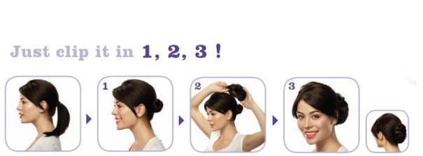 Anda tanpa perlu repot menyasak rambut yang dapat mengakibatkan rambut