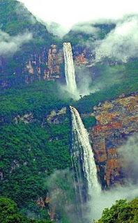 Waterfalls Yumbila