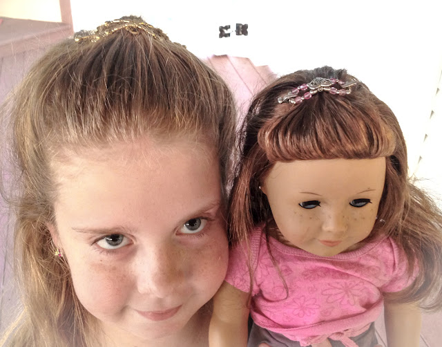 celia and american girl katie