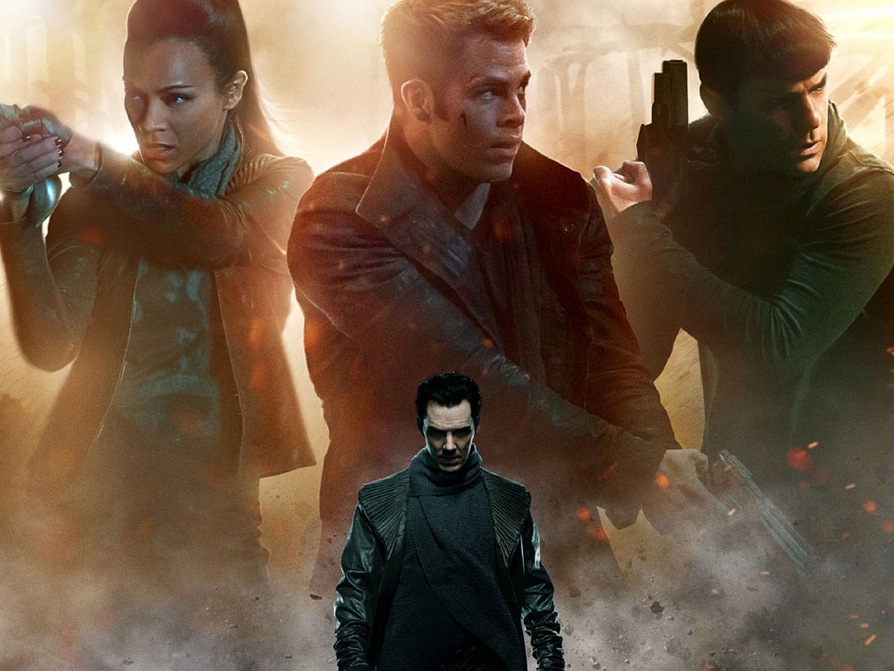 Star Trek Into Darkness wallpaper 1280x960 003