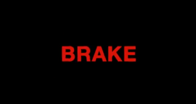 Brake 2012 action film title from IFC Films