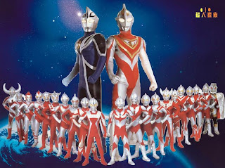 Sejarah Tokoh Film Pahlawan Super Ultraman di Dunia
