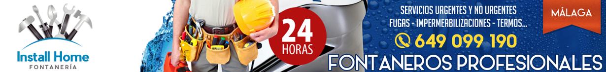 PRESUPUESTO GRATIS - 649 099 190 - Fontaneros en Torremolinos